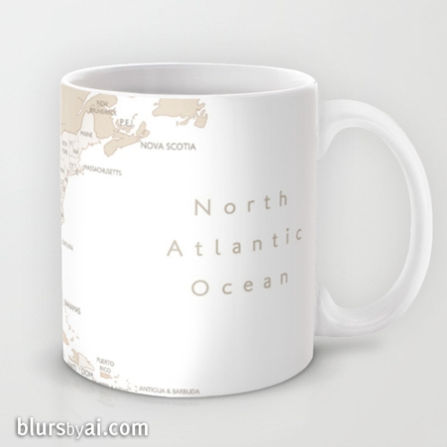 US map mug 1