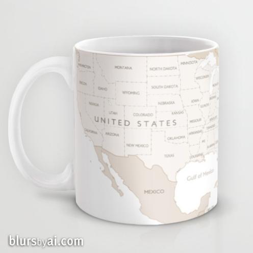 US map mug 3