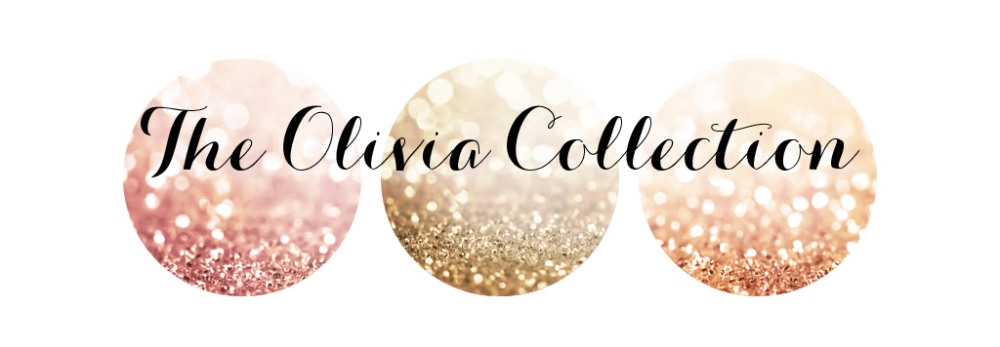 The Olivia Collection. Gold and rose gold wedding signs and stationery
