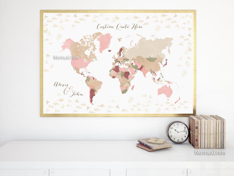 Printable map customizations by blursbyai blursbyai gumiabroncs Images