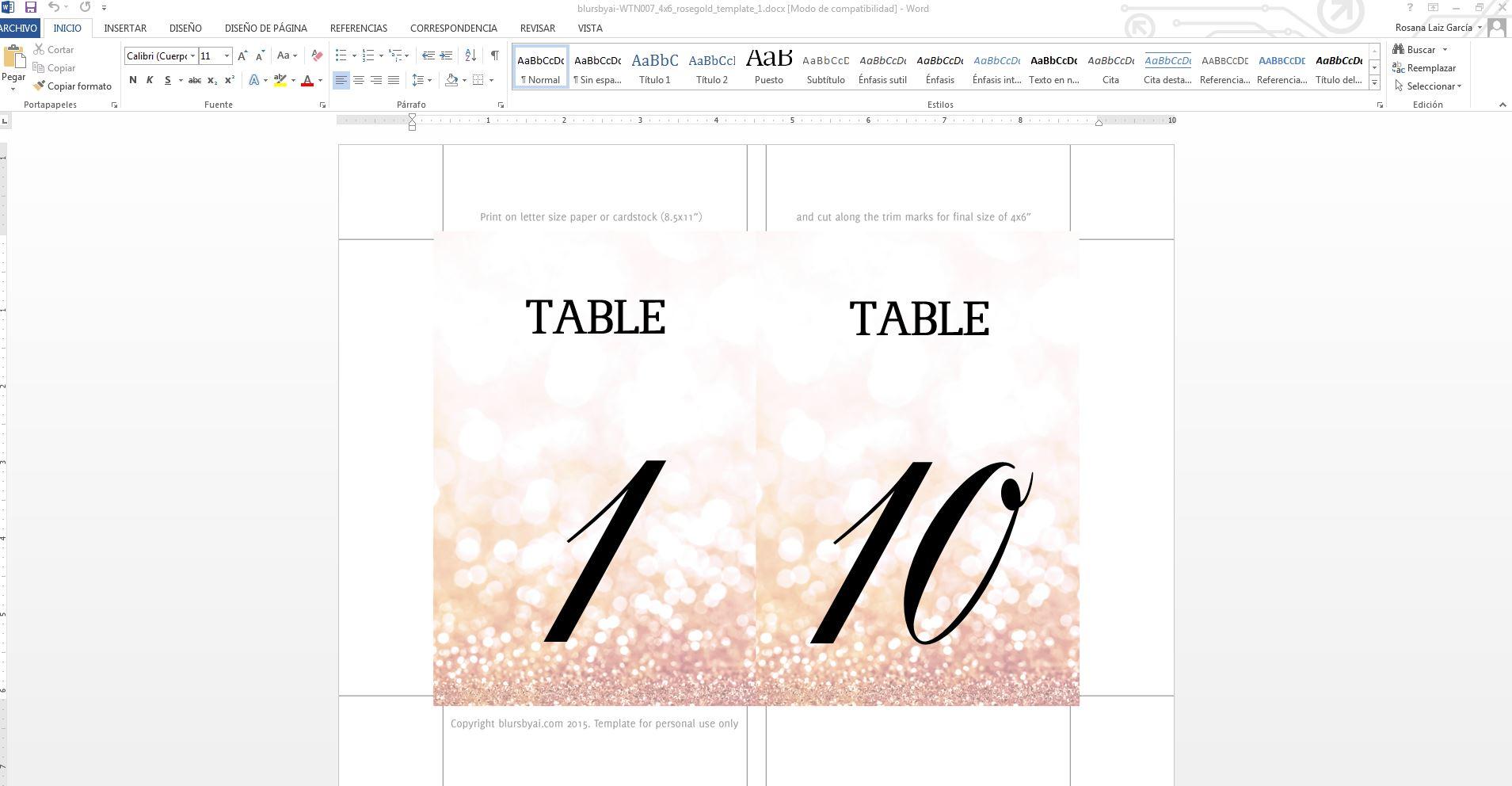 Microsoft Word templates info | Wedding templates info | Printable ...