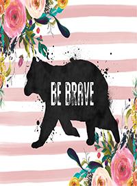 BeBrave_Art-Print_MyLoveNotedesigns