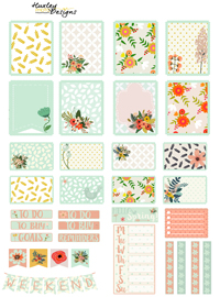 Hello-Spring-Assorted_Sticker_HuxleyPhotoDesigns