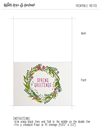 Spring-Greetings_-folded-4-bar-card_DIY__KristafirDisignHandmade-01
