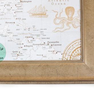 Digital Maps for Graphic Design