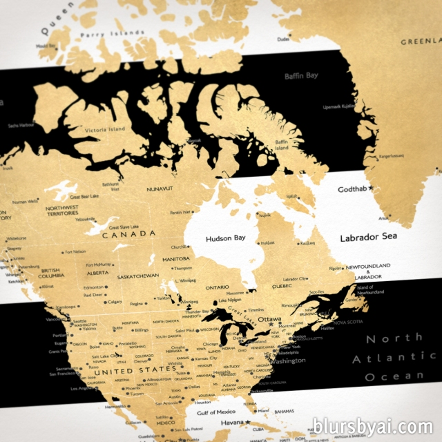 New design gold effect world map with cities in striped new design gold effect world map with cities in striped background blursbyai sciox Choice Image