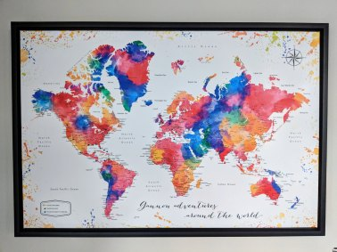 matt colorful watercolor map 2