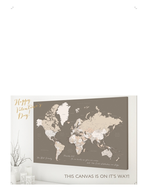 world map push pin gift placeholder card 9